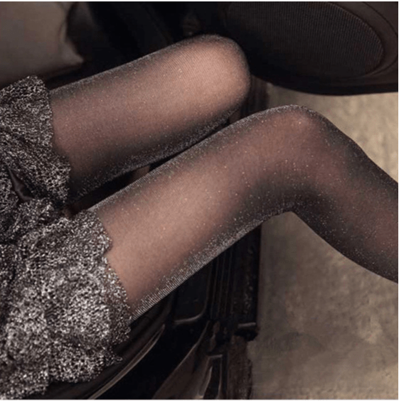 glittery skirts