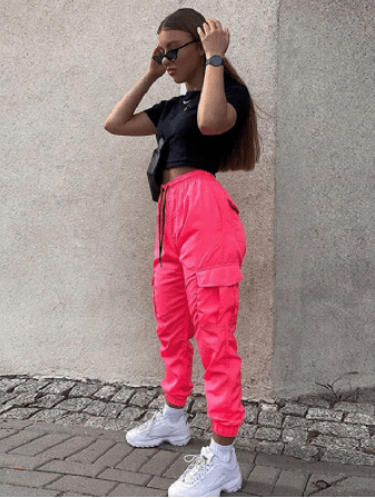 color blocking trends 2021