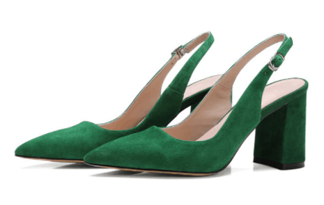 shoes for color blocking