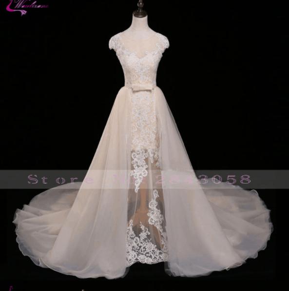 top affordable wedding dress