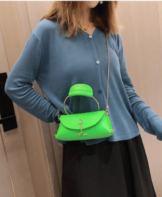 combination for neon color style