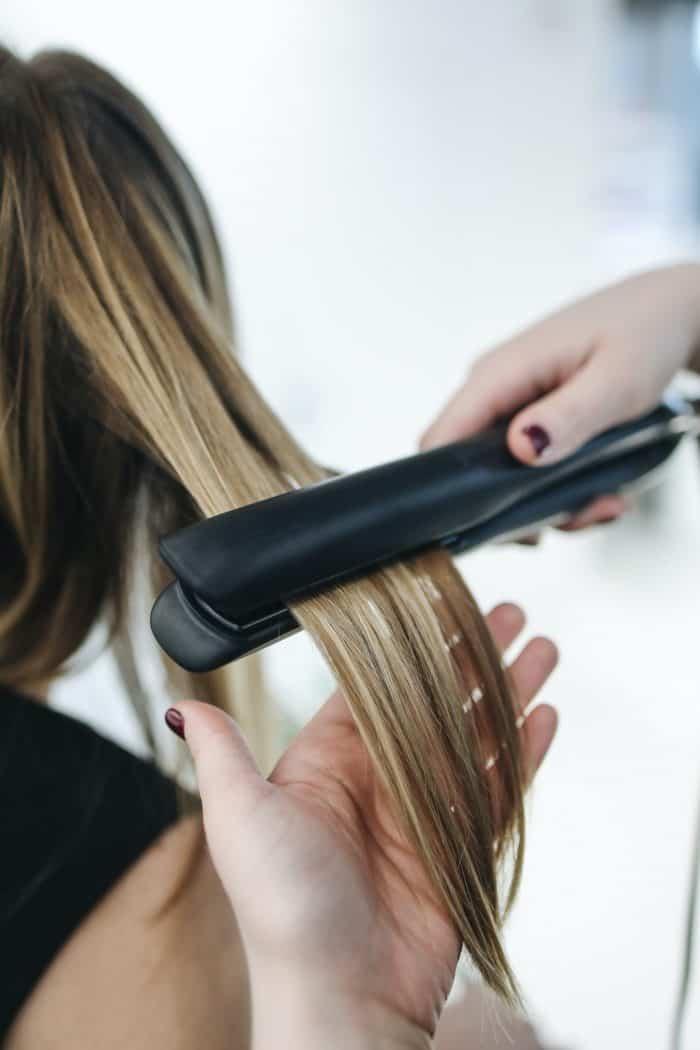 hair staightener on aliexpress