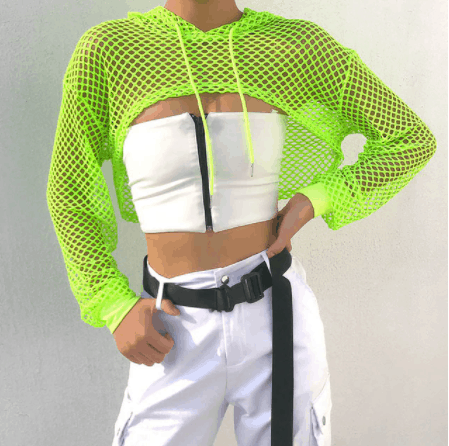 neon color clothing