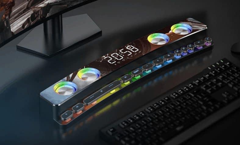 gaming soundbar aliexpress